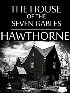 Image result for images hawthorne house seven gables