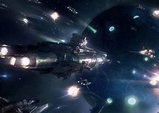 Image result for Spaceship Battle. Size: 225 x 160. Source: www.pinterest.com