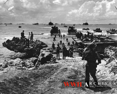 Image result for U.S. forces defeated the remaining Japanese resistance on Guam.