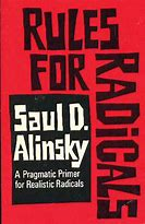 Image result for rules for radicals
