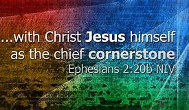 Image result for the chief cornerstone Jesus