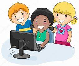 Resultado de imagen de imagenes de niños con computadoras