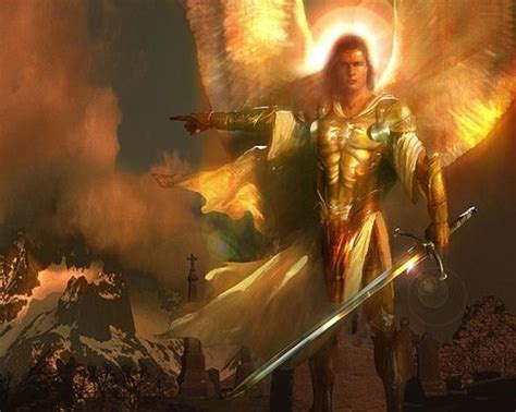 Image result for Michael and the war in Heaven