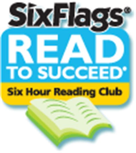Image result for six flags read to succeed in spanish