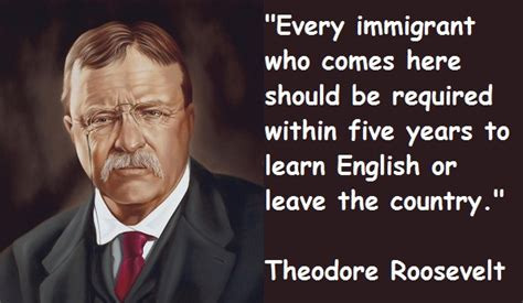 Image result for Theodore Roosevelt dual nationalities quote