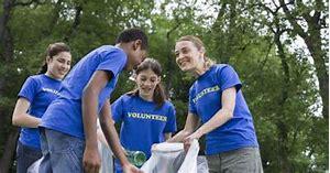 Image result for teen volunteers