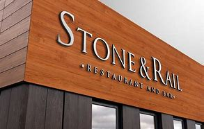 Image result for stone & rail RESTAURANT