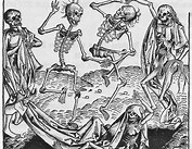 Image result for images Bubonic Plague Woodcuts Medieval
