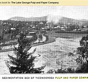 Image result for The Poisoning of Lake Champlain Flush Lake George