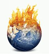 Image result for caricature world on fire
