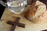 Image result for Free Picture of Bread and Water. Size: 158 x 105. Source: thecatholicspirit.com