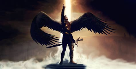 Image result for michael the archangel calls on the name of the Lord