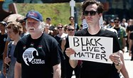 Image result for Image BLM Protesters White