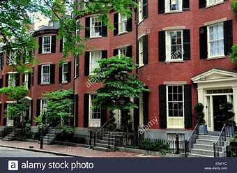 Image result for images beacon street 19th century