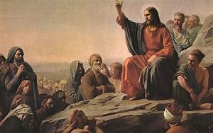 Image result for image jesus speaking parables