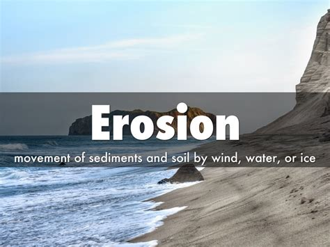 Image result for learning about erosion images for copying