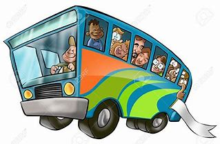 Image result for bus image cartoon