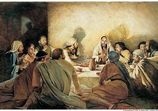 Image result for last supper pics