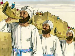 Image result for joshua plans the attack on Jericho