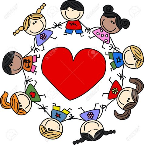 Image result for friends love clip art