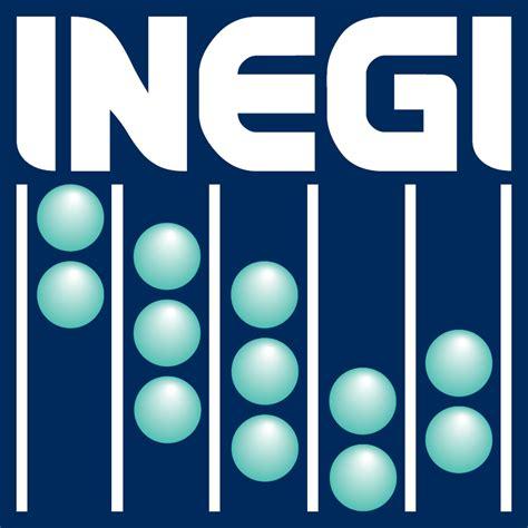 Resultado de imagen de logo del inegi