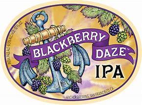 Image result for anchor black berry daze