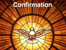 Image result for holy spiritconfirmation