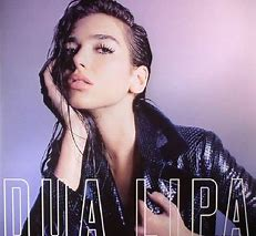 Image result for dua lipa album cover