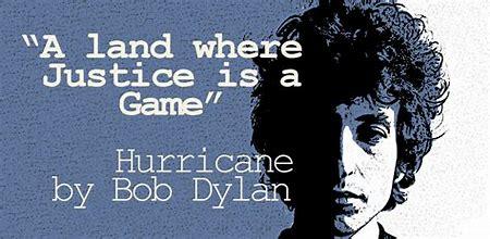 Image result for bob dylan hurricane images
