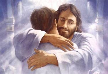 Image result for A Jesus hug