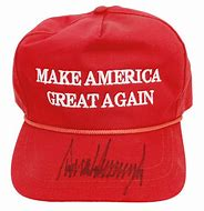 Image result for Donald Trump Autograph Hat