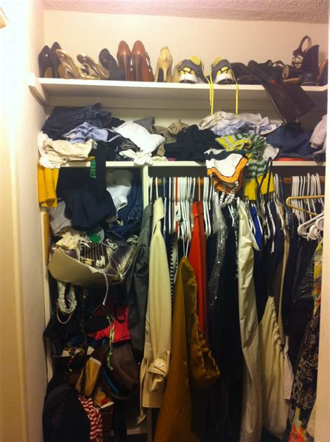 Image result for images for a messy closet