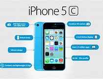 Image result for iPhone 5C Features. Size: 210 x 160. Source: www.ebay.com