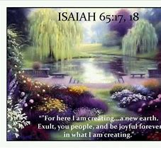 Image result for isaiah 65