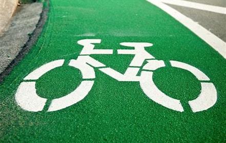 Image result for Green Bike Lane. Size: 252 x 160. Source: www.bostonmagazine.com