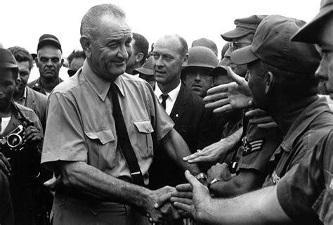 Image result for President Johnson South Vietnam