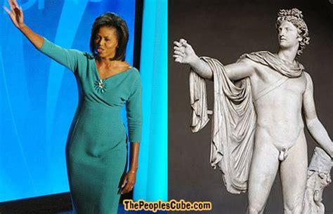 Image result for Michelle Obama Trash