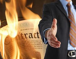 Image result for Breach of Contract