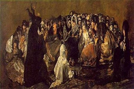 Resultado de imagen de Pinturas negras Goya