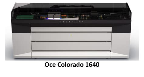 Image result for oce colorado 1640 printer