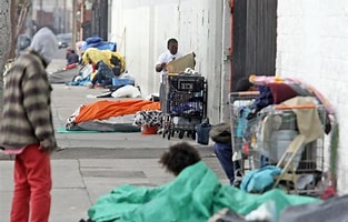 Image result for LOS ANGELES HOMELESS. Size: 251 x 160. Source: www.chicagotribune.com