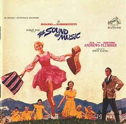 Image result for Images Cover album The Sound Of Music