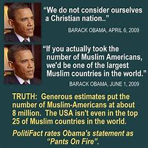 Image result for obama this is not a christian nation