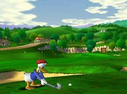Image result for disney golf game