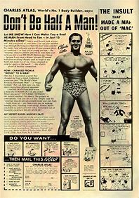 Image result for Charles Atlas