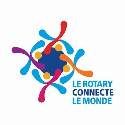 Résultat d'images pour le rotary connecte le monde