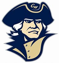Image result for George Washington University Colors