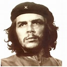 Image result for Che Guevara. Size: 134 x 134. Source: dragon-rap-battles.wikia.com