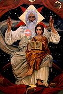 Image result for russianimages of the trinity