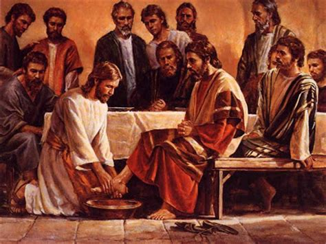Image result for jesus washed his disciples feet